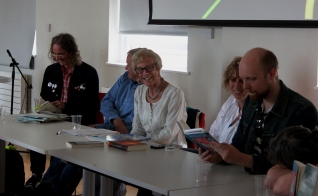 at the 2016 shortlist panel